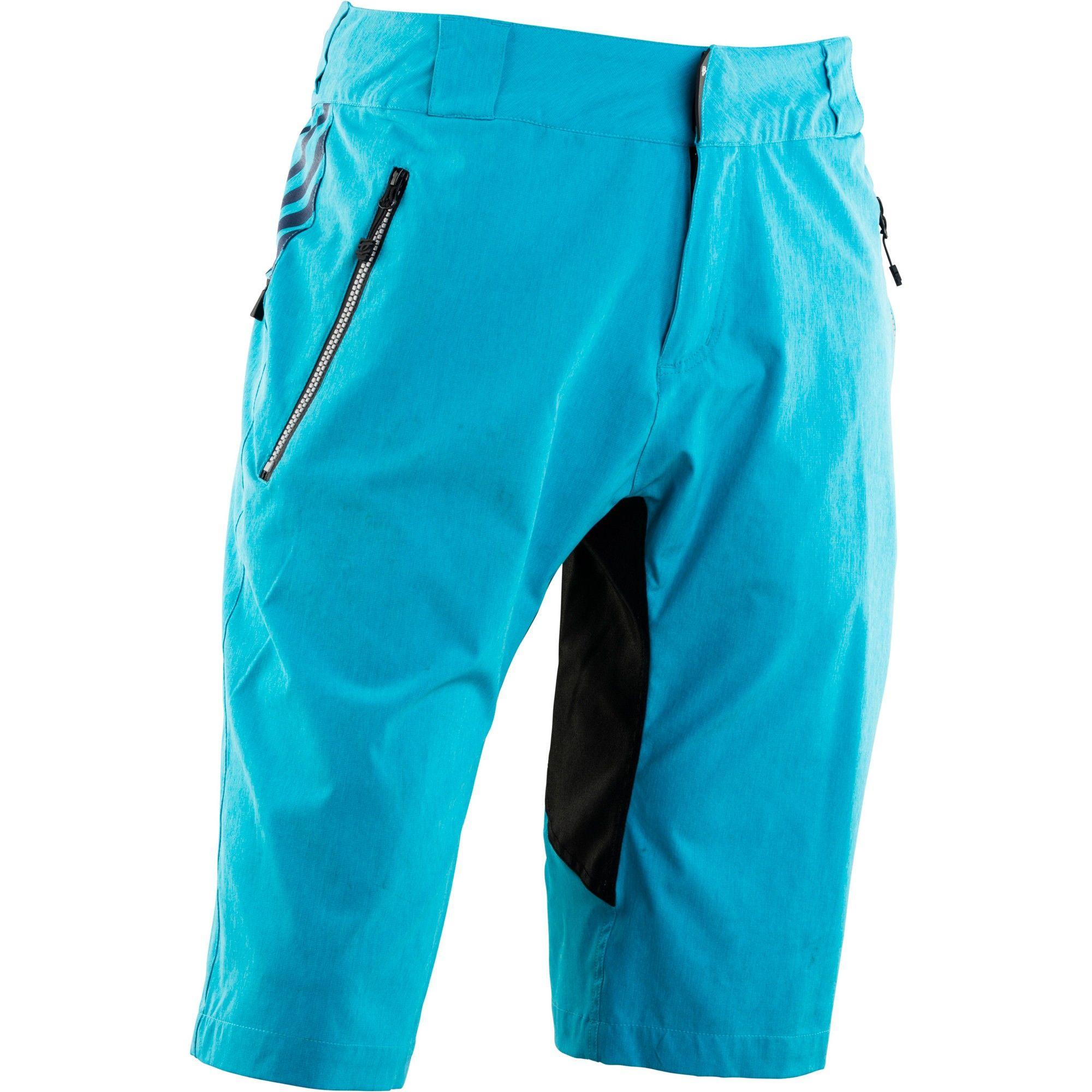 Race Face Stage Shorts Blau, Male Shorts, M
