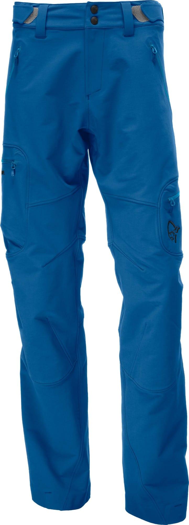 Norrona Svalbard Flex1 Pants Blau, Male Hose, L