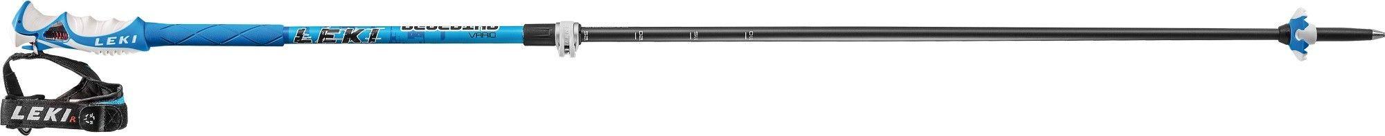 Leki Blue Bird Vario S | Größe 110 - 140 cm |  Ski- & Tourenstock
