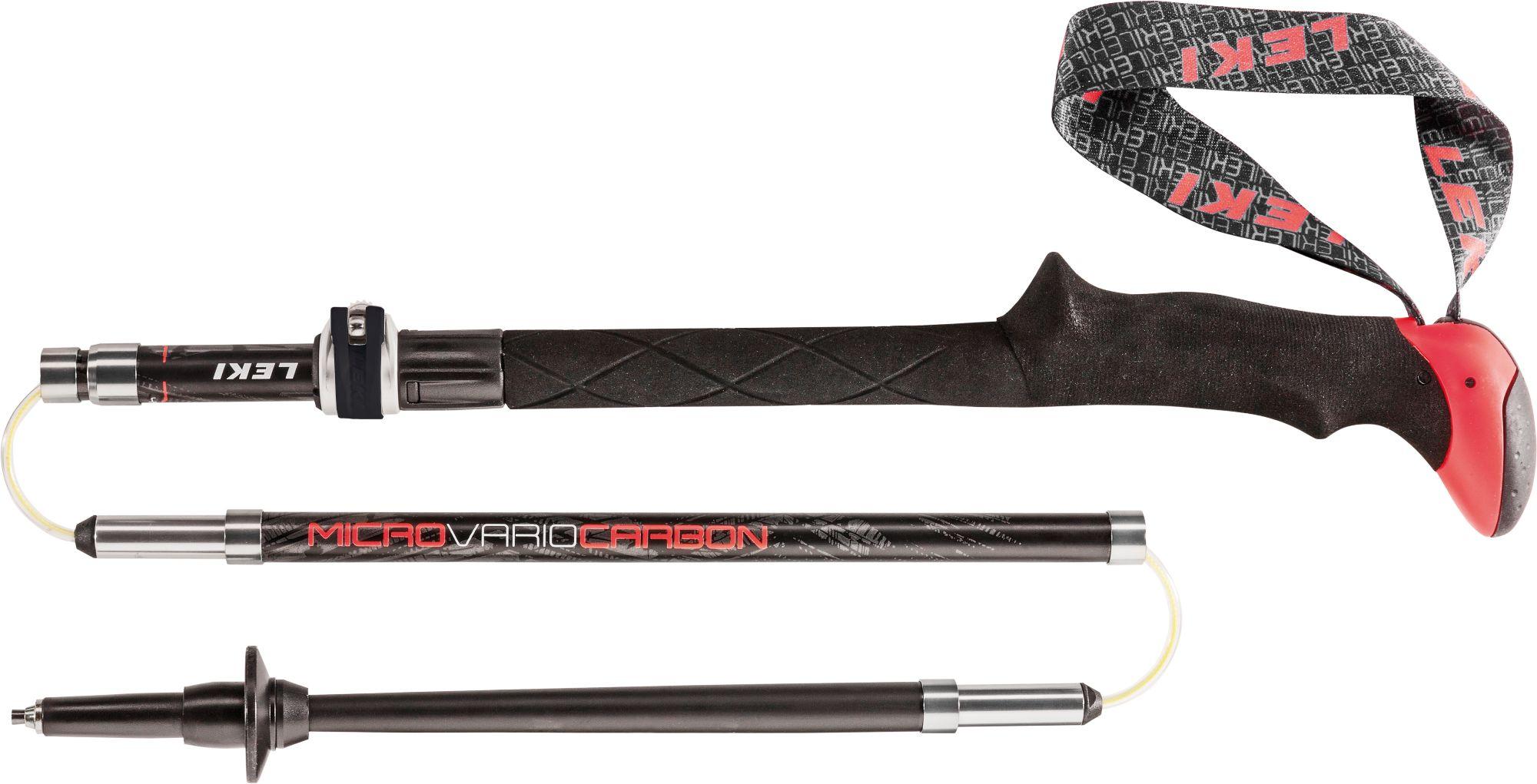 Leki Micro Vario Carbon   Größe 110-130 cm    Wander- & Trekkingstock