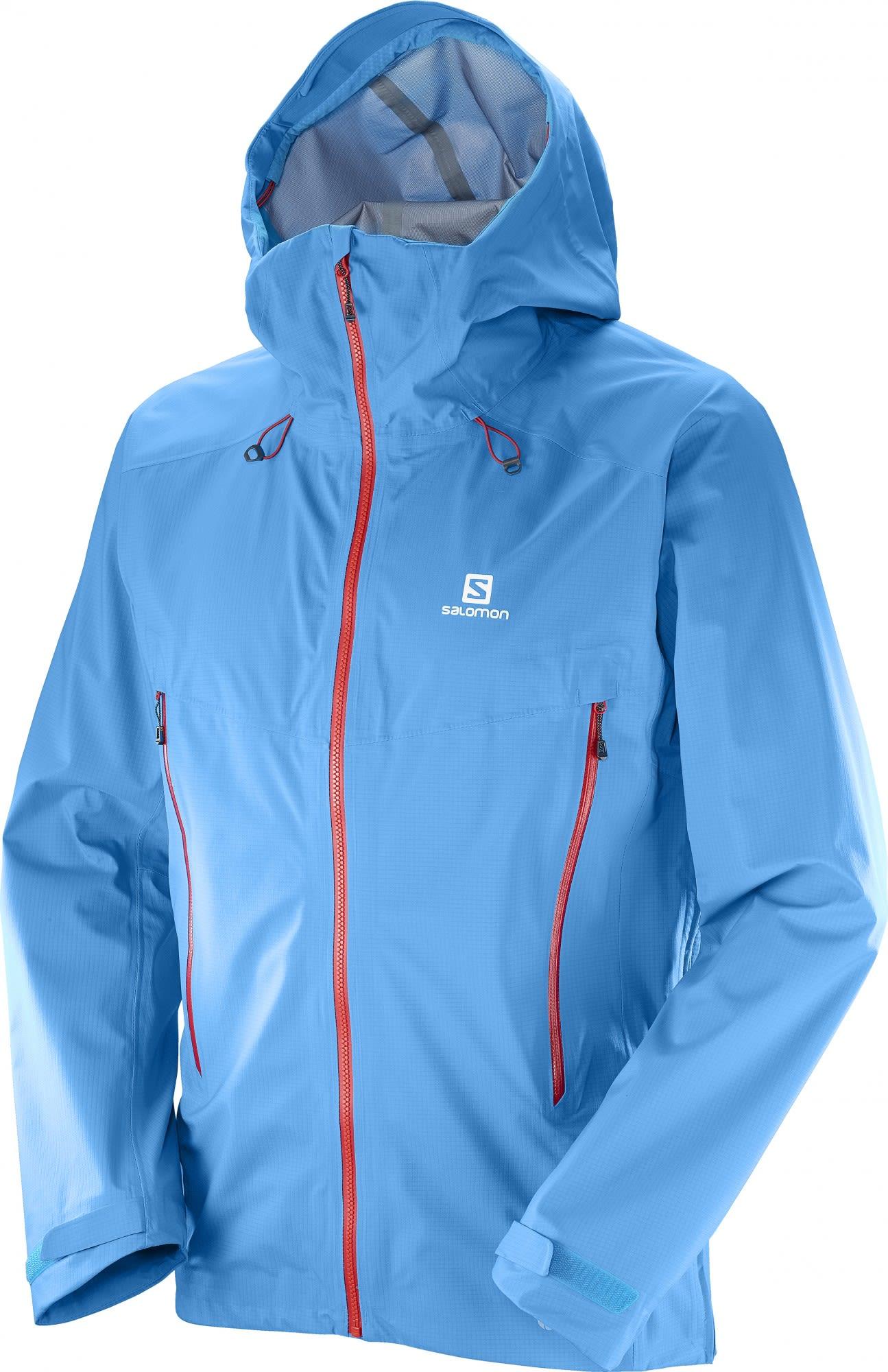 Salomon M X Alp 3L Jacket (Modell Sommer 2018) | Größe S,M,L | Herren Freizeit