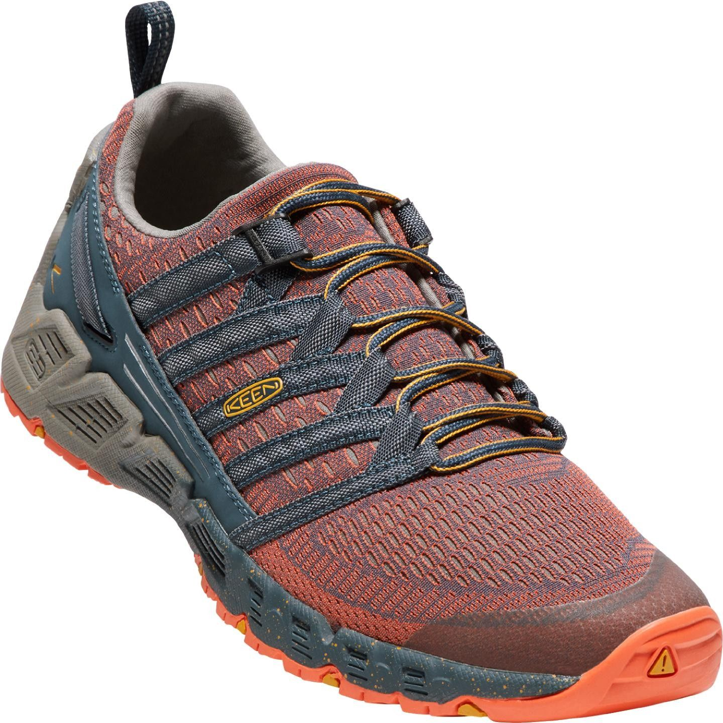 Keen Versago Orange, Male EU 40.5 -Farbe Midnight Navy -Nasturtium, 40.5