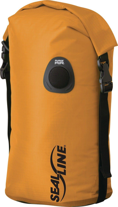 Seal Line Bulkhead Compression Dry Bag 10L Orange, Taschen, 10l