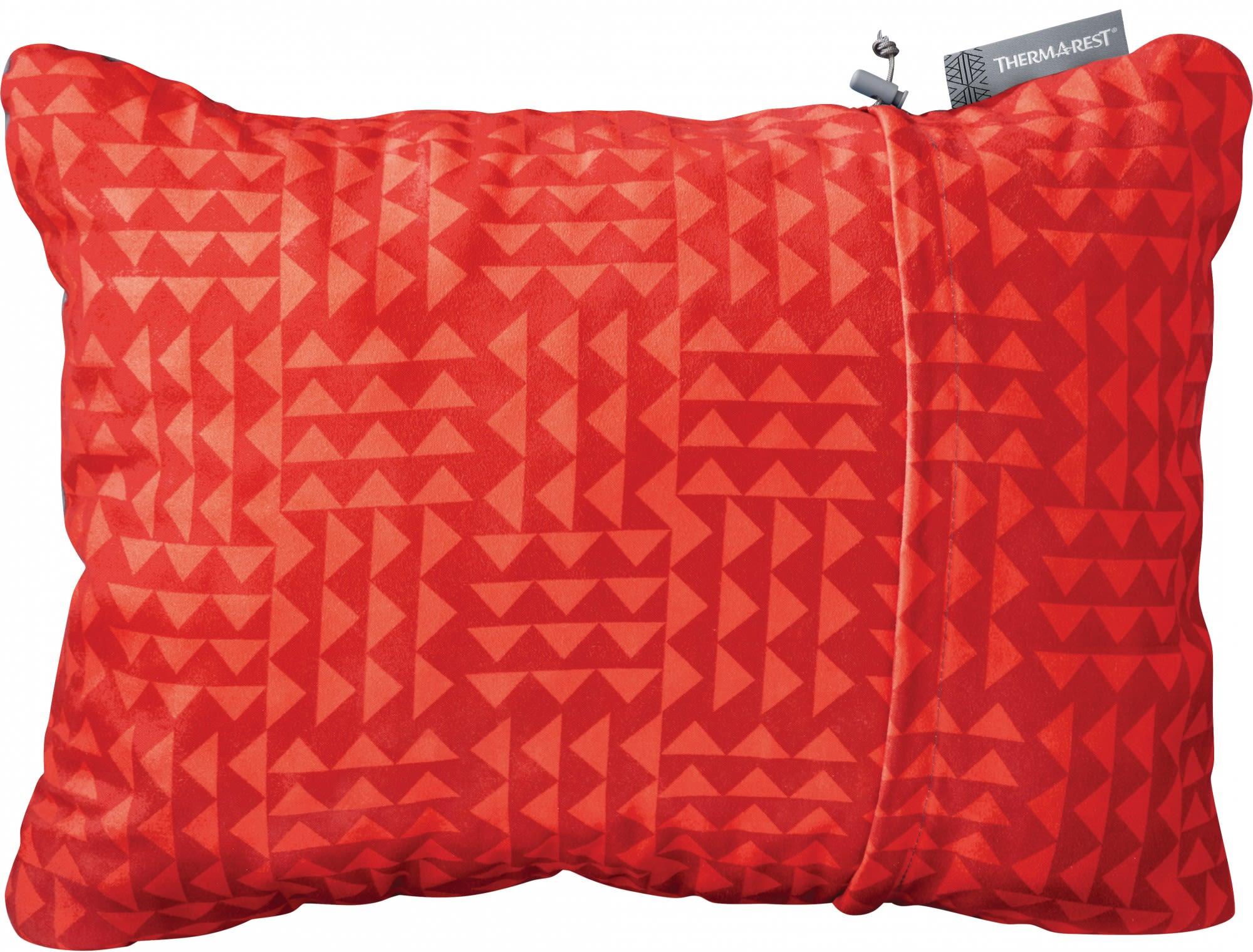 Therm-a-Rest Compressible Pillow Medium Orange, Kissen, One Size