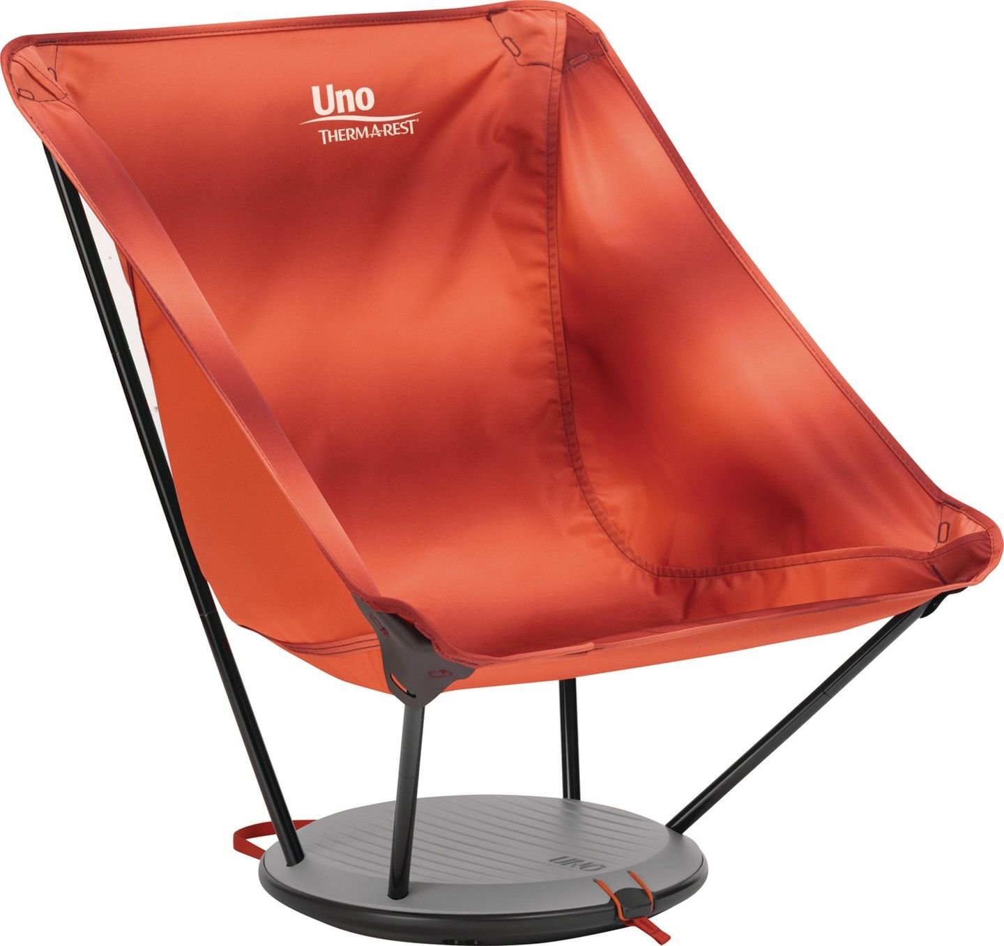 Therm-a-Rest UNO Chair Rot, One Size -Farbe Ember, One Size