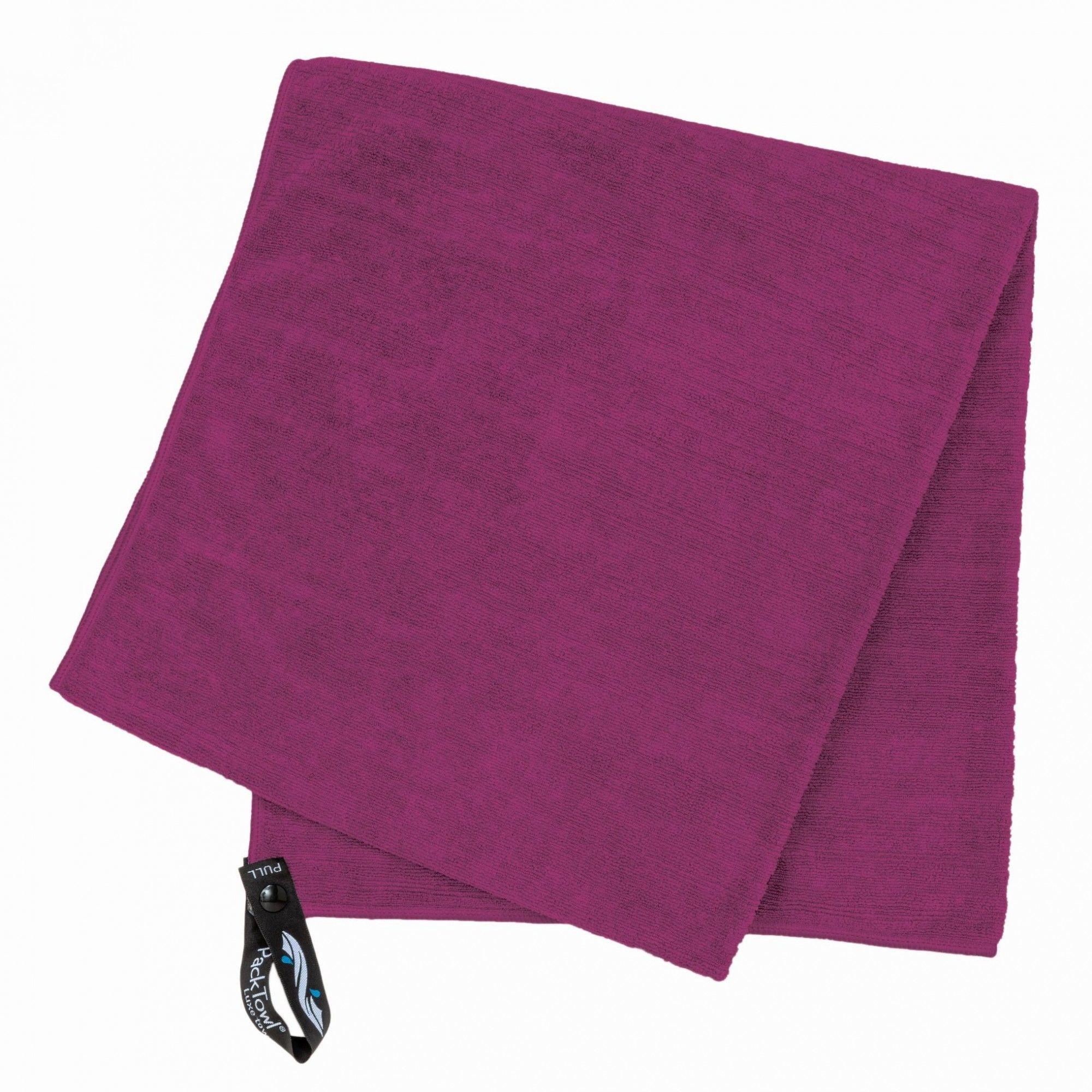 PackTowl Luxe XXL-Strand Lila/Violett, Outdoor-Hygiene, One Size