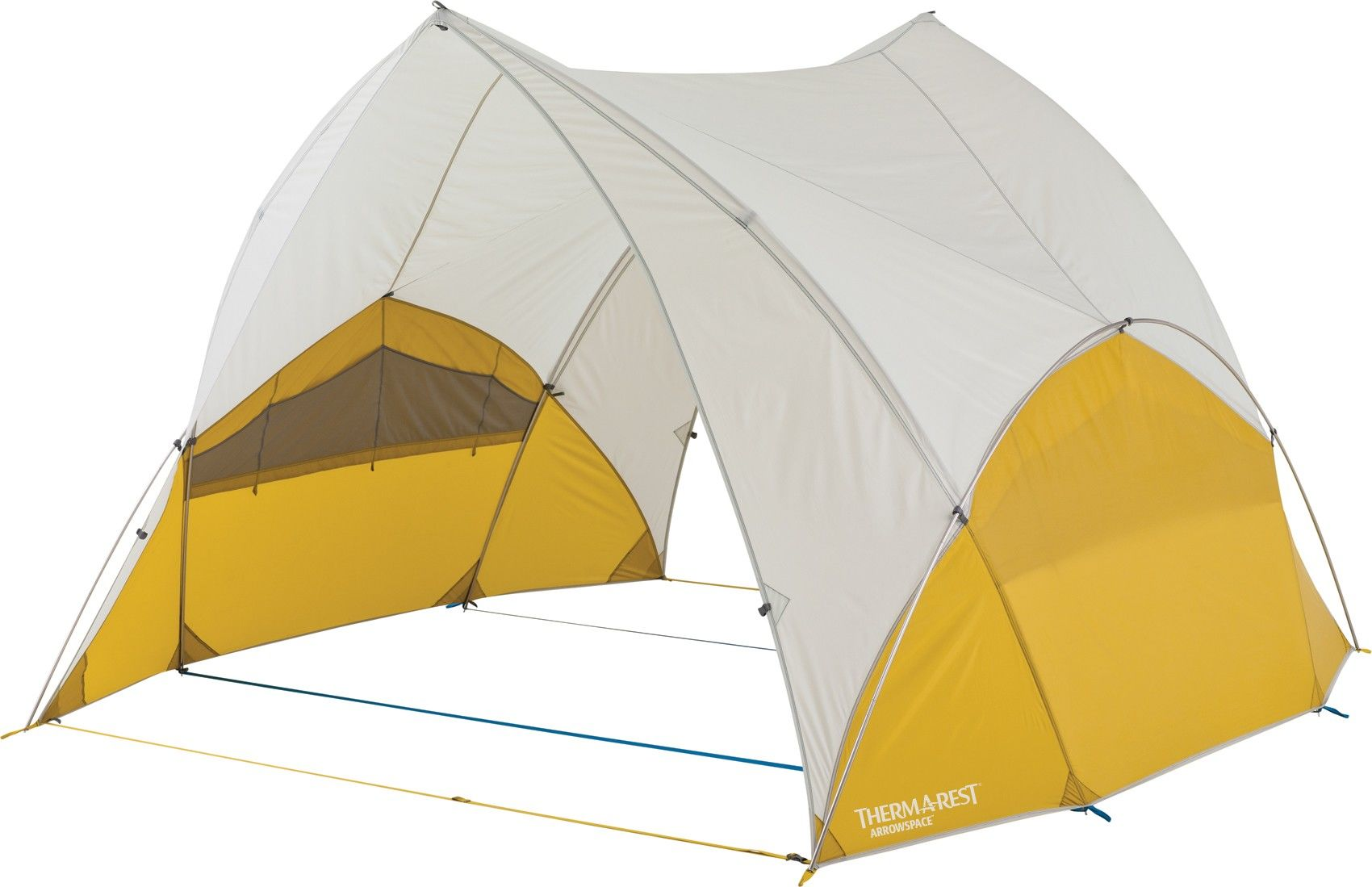 Therm-a-Rest Arrowspace Shelter Weiß, One Size -Farbe Mercury -Honey, One Size