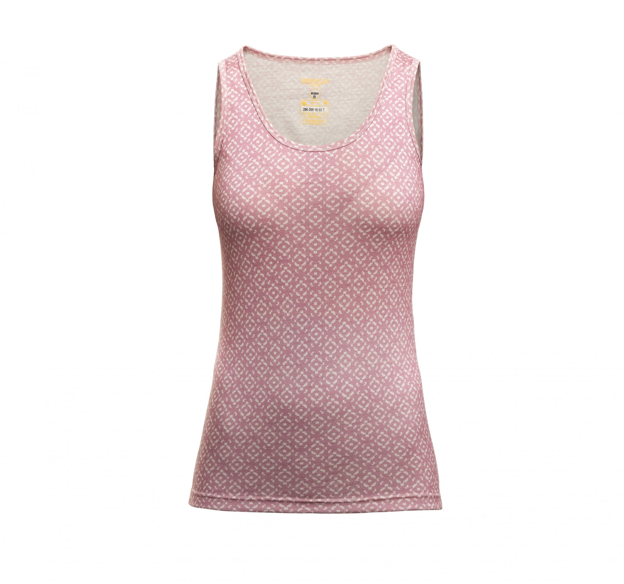 Devold Breeze Woman Singlet Print   Größe S,M,L   Damen Top
