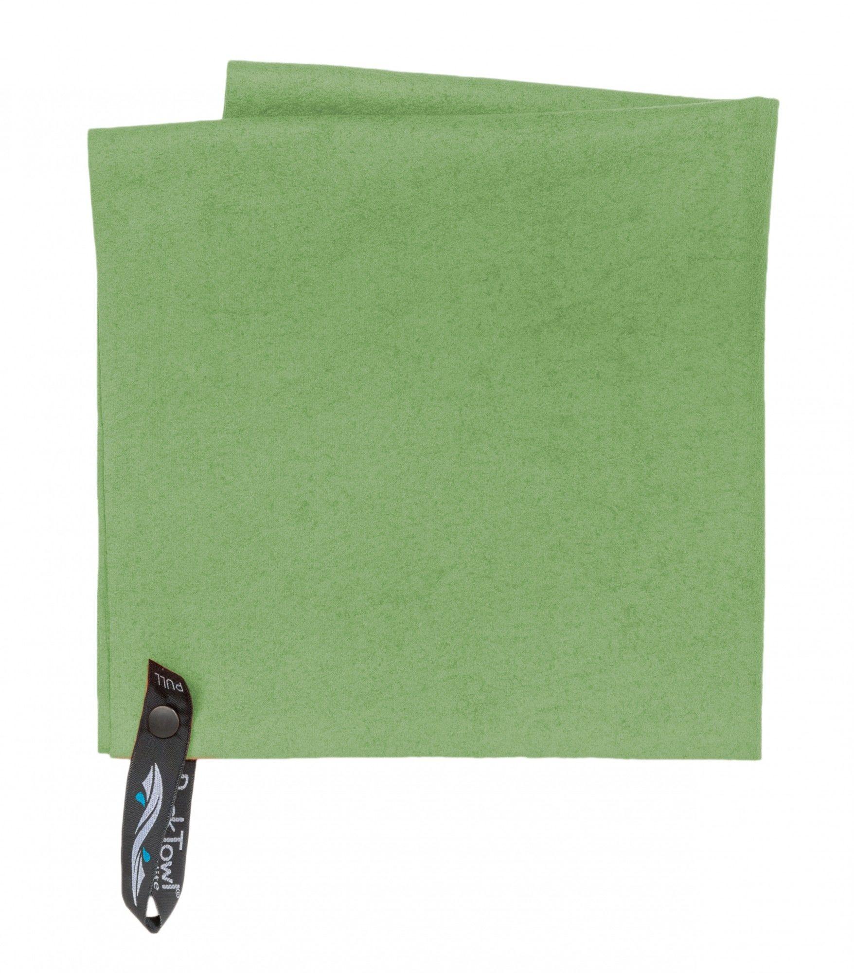 PackTowl Ultralite L-Hand Grün, Outdoor-Hygiene, One Size