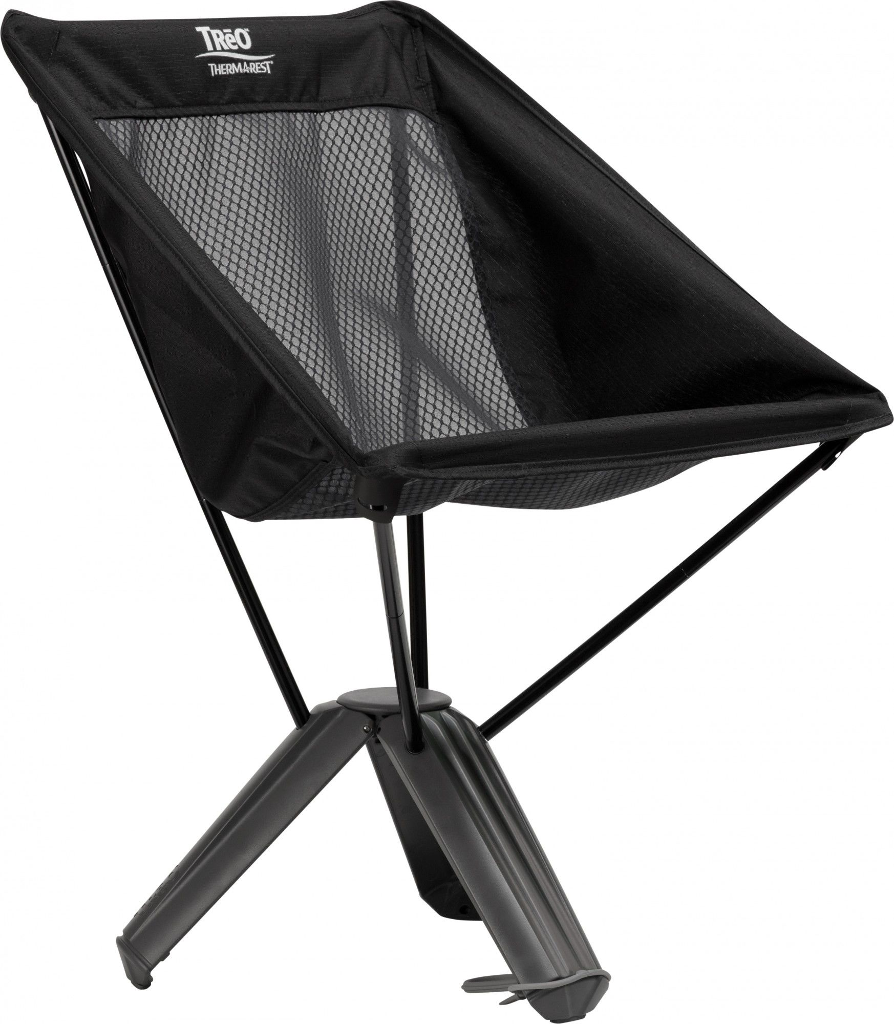 Therm-a-Rest Treo Chair Schwarz, One Size -Farbe Black Mesh, One Size