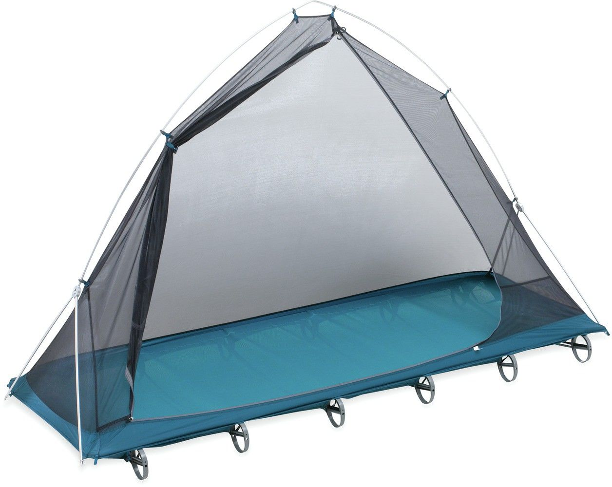 Therm-a-Rest Luxurylite COT BUG Shelter L/XL Grau, One Size -Farbe Blue -Gray, O
