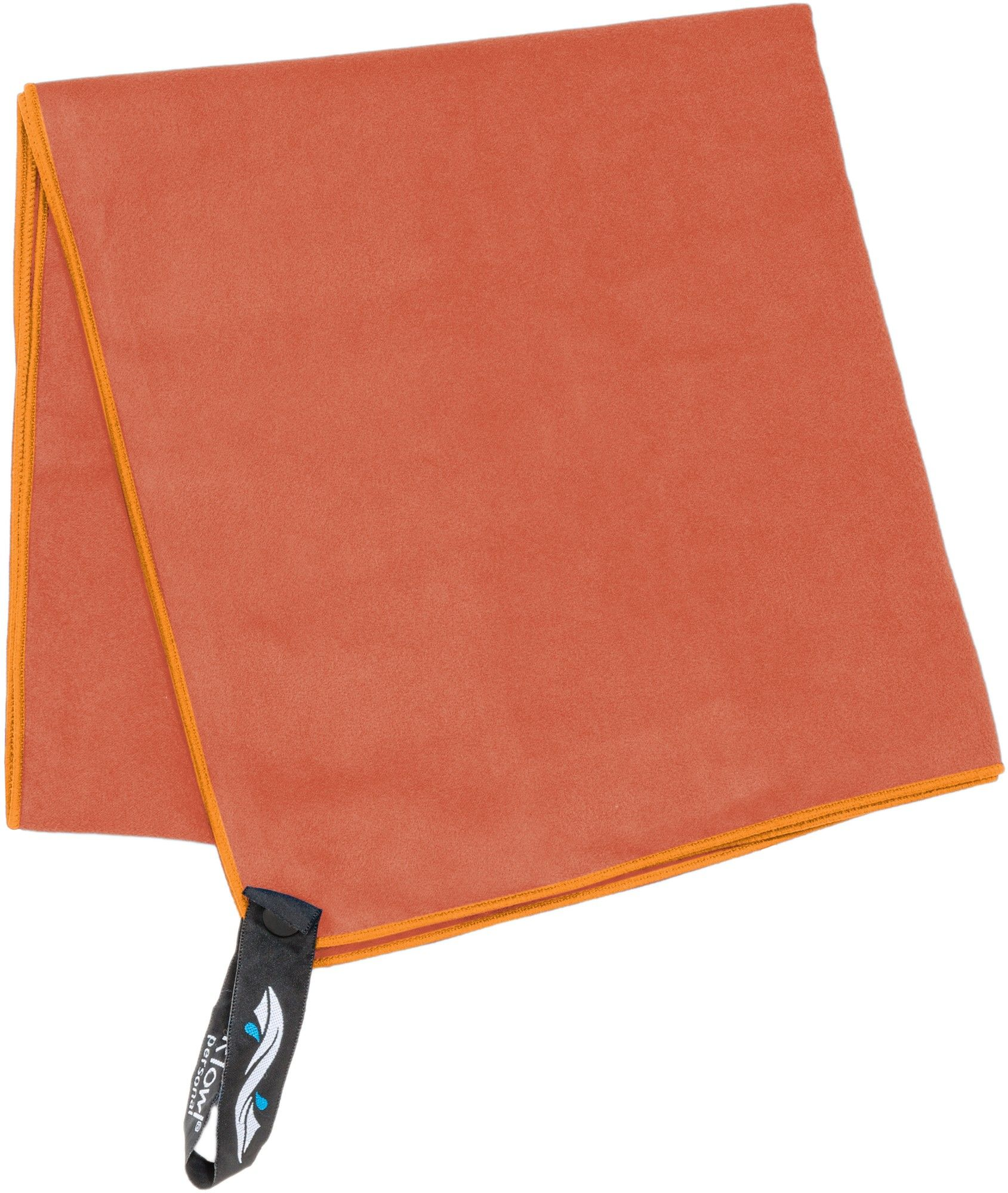PackTowl Personal L-Hand Orange, Outdoor-Hygiene, One Size