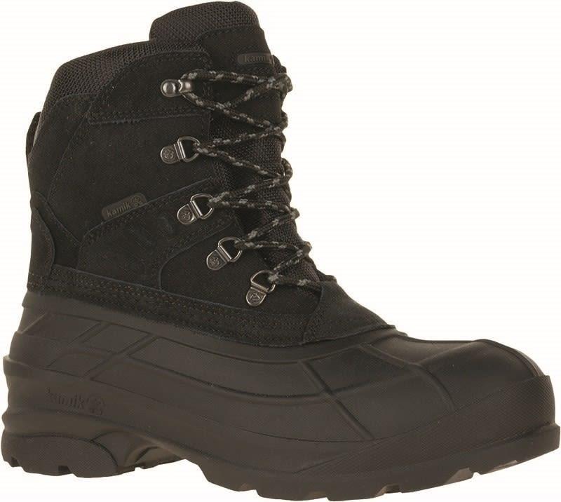 Kamik Fargo Schwarz, Male Daunen EU 41 -Farbe Black, 41 ec30c9555f