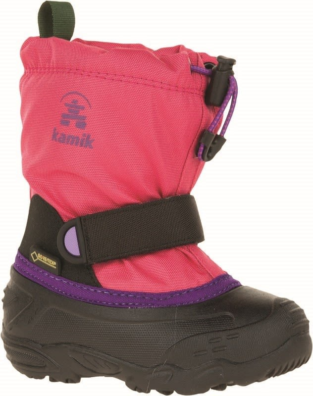 Kamik Kids Waterbugtg Pink, Gore-Tex® EU 22 -Farbe Dark Rose, 22