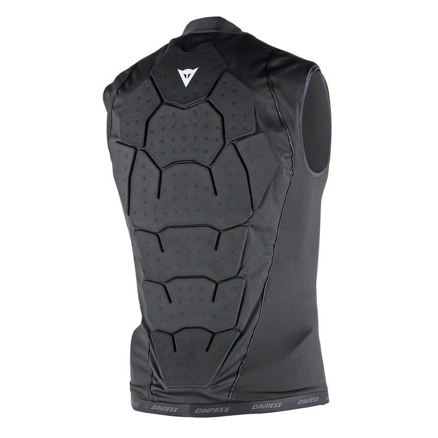 Dainese Waistcoat Flex Lite Schwarz, Male Protektor, XL
