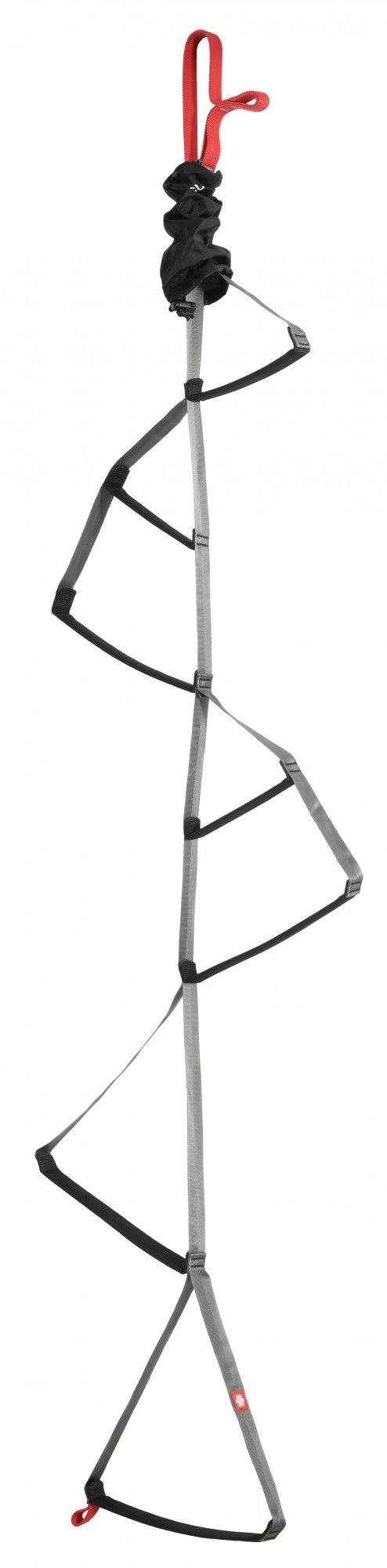 Ocun Ladder D Step Schwarz, Klettern, 155 cm