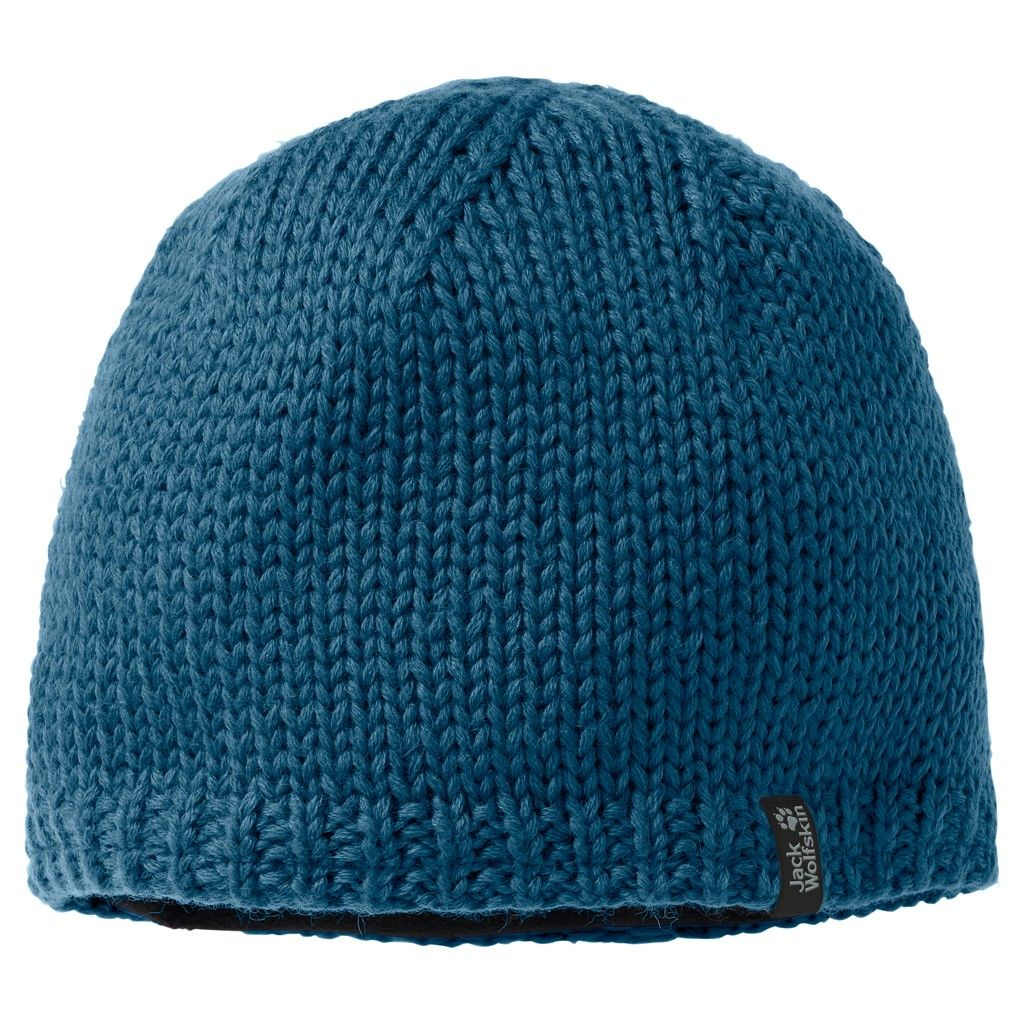 Jack Wolfskin Stormlock Knit Cap | Größe M,L |  Accessoires