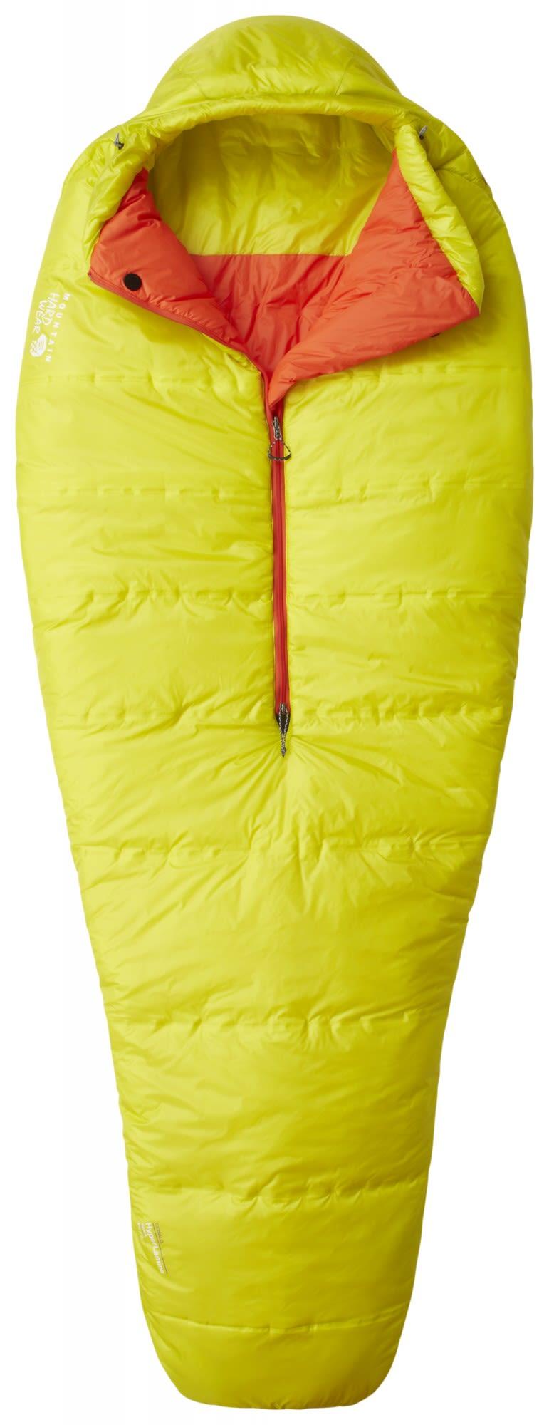 Mountain Hardwear Hyperlamina Spark Long |  Kunstfaserschlafsack