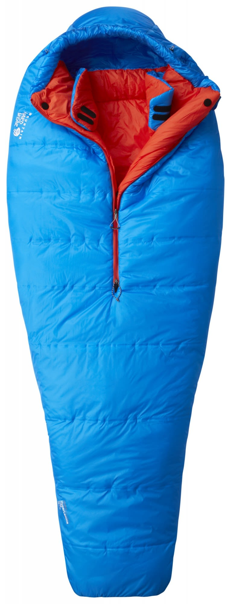 Mountain Hardwear Hyperlamina Flame Regular |  Kunstfaserschlafsack