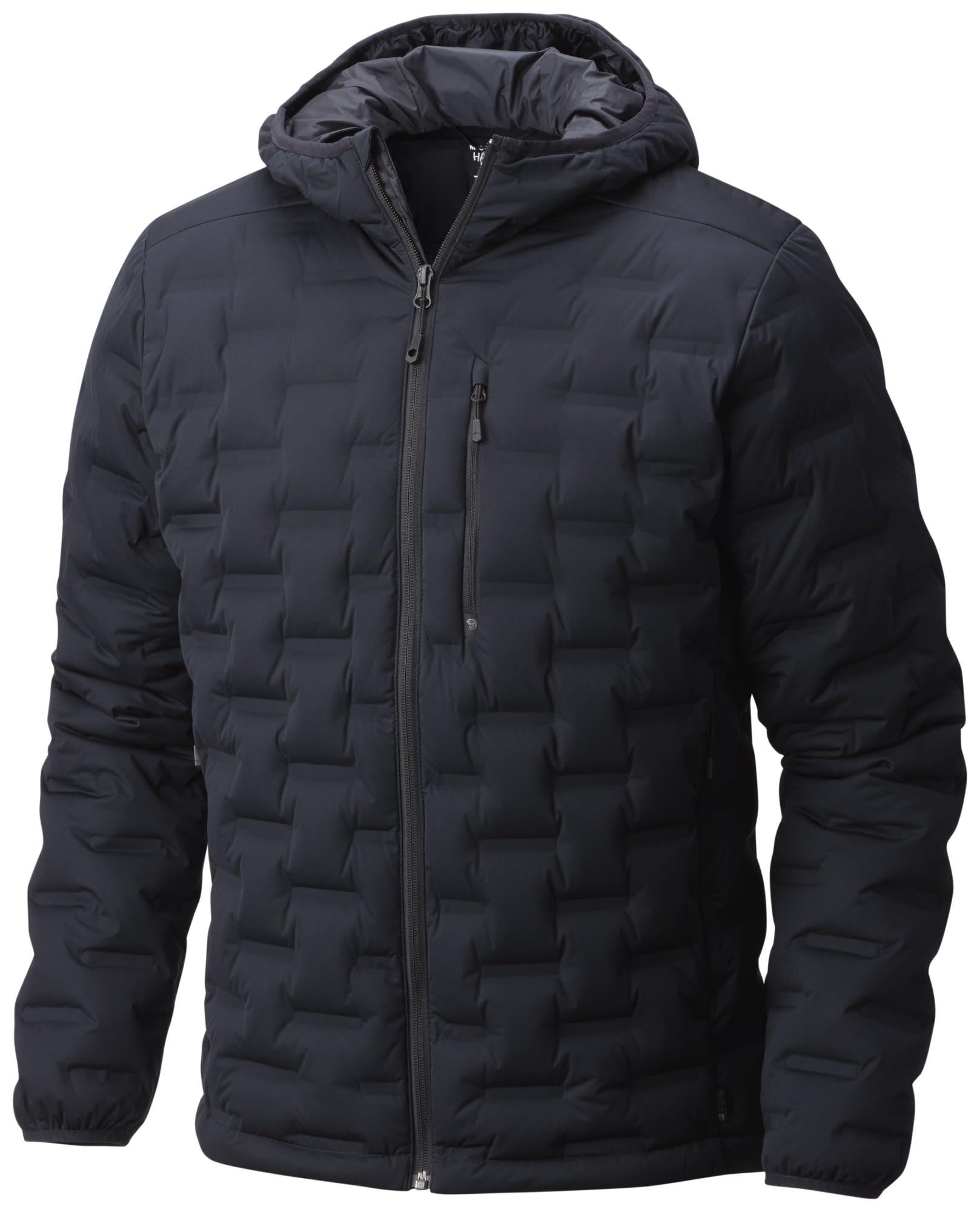 Mountain Hardwear M Stretchdown DS Hooded Jacket | Größe S,M,L,XL | Herren Fre