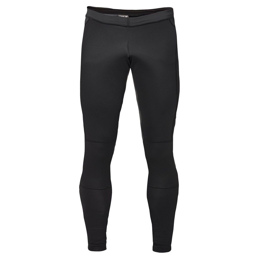 Jack Wolfskin Gravity Flex Tights Schwarz, Male L -Farbe Black, L