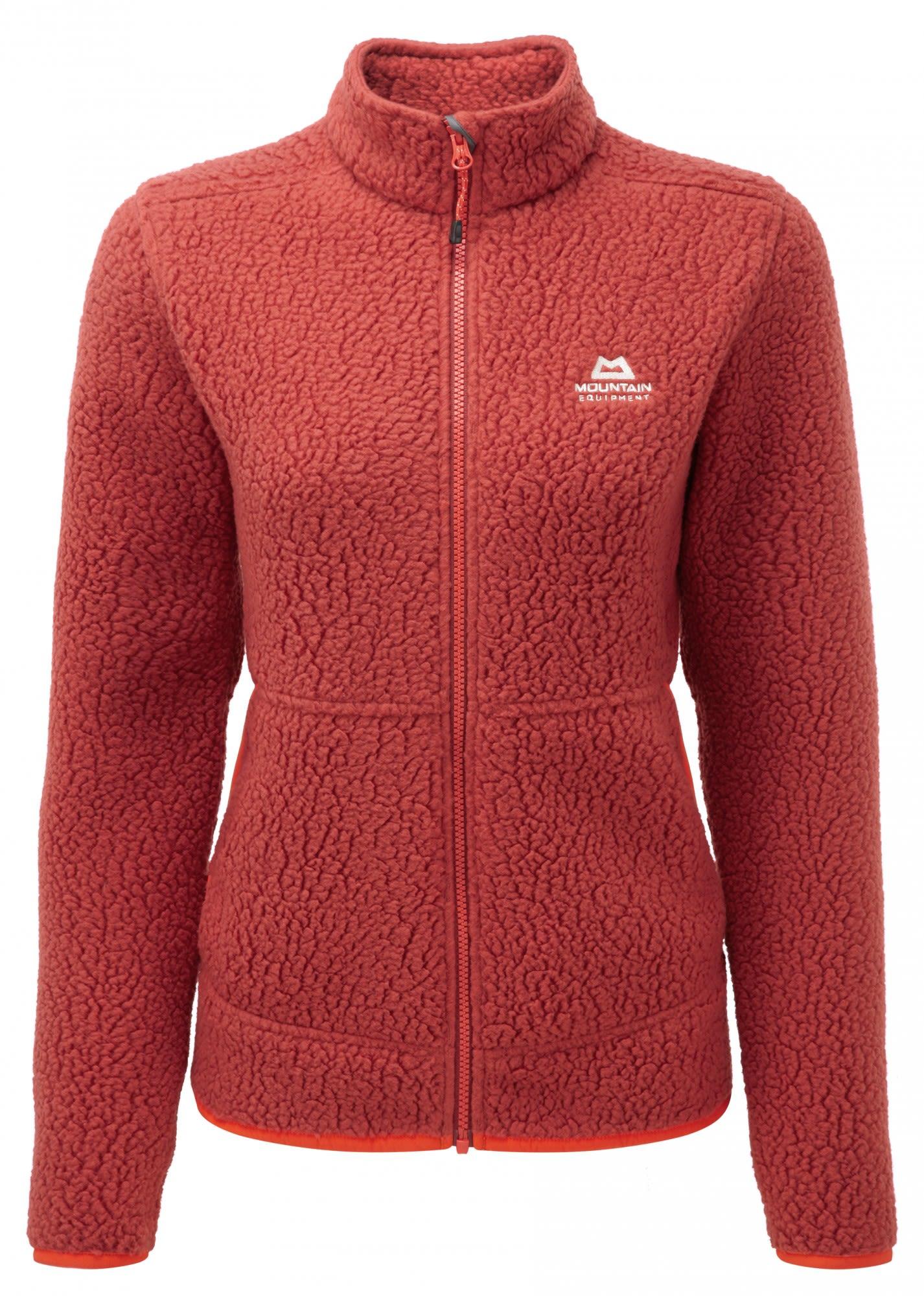 Mountain Equipment Moreno Jacket Rot, Female Polartec® S -10 -Farbe Henna, S -1