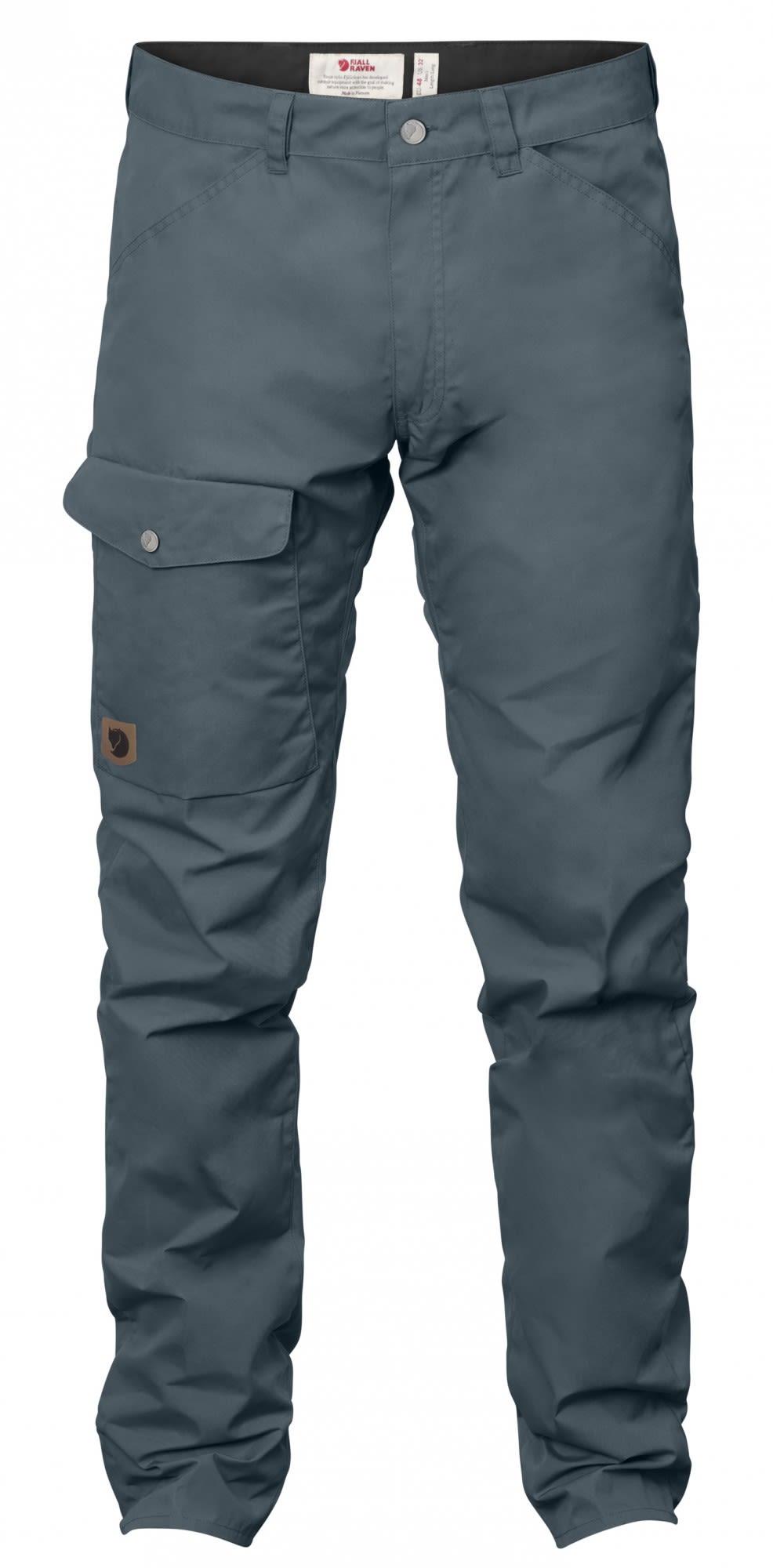 Fjällräven Greenland Jeans Long Blau, Male G-1000® 50 -Farbe Dusk, 50