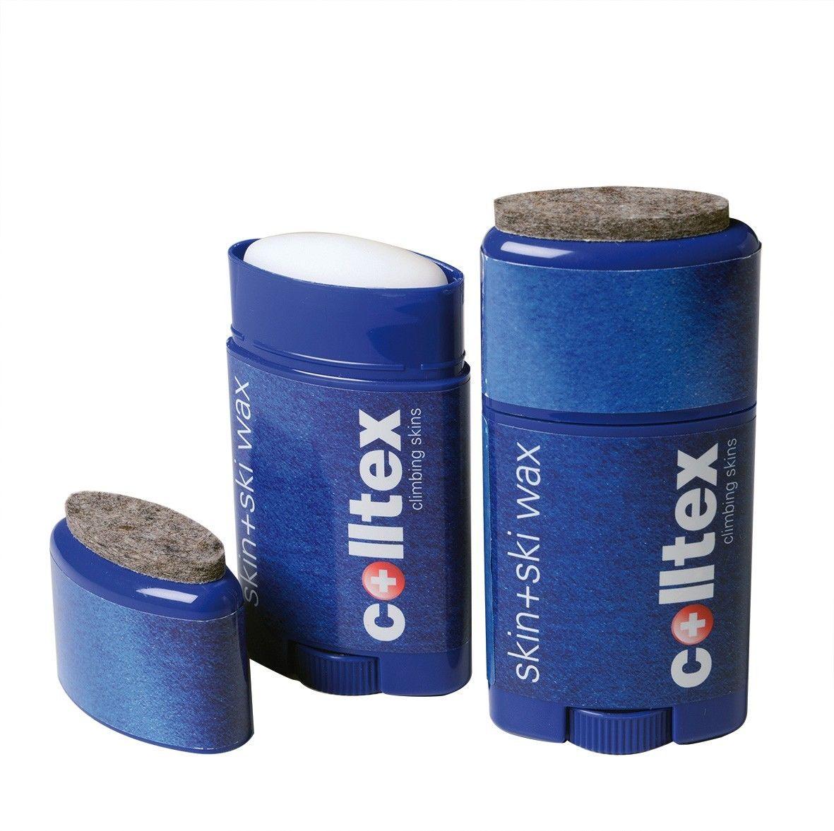 Colltex Ski UND Skin Wachs Blau, Ski & Tourenski, One Size