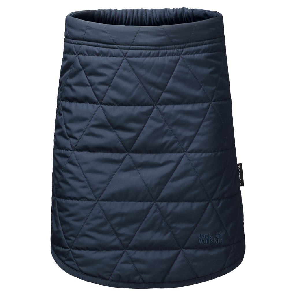 Jack Wolfskin Girls Bear Lodge Skirt Blau, Female 164 -Farbe Midnight Blue, 164