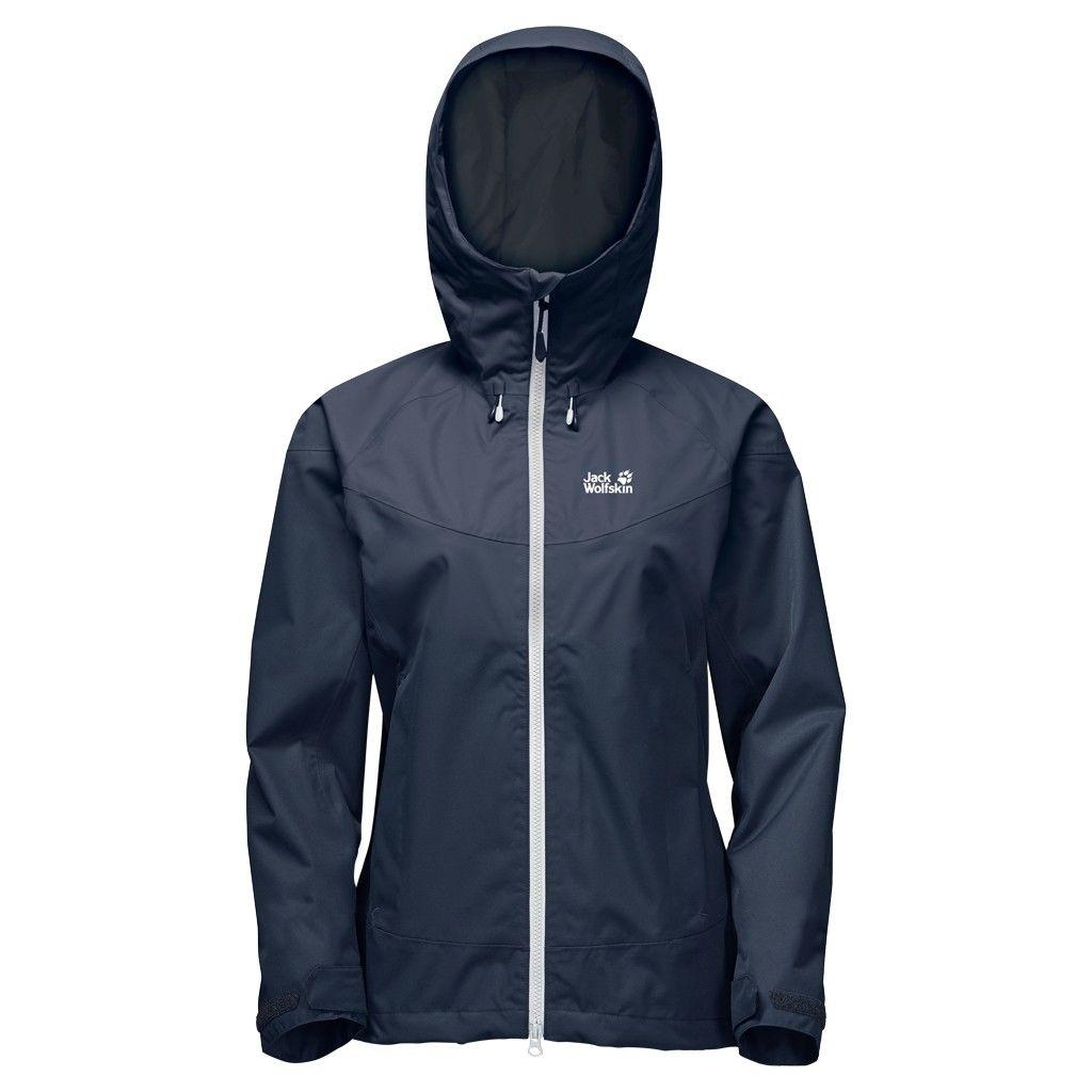 Jack Wolfskin W North Ridge Jacket | Größe XS,L,XL | Damen Freizeitjacke