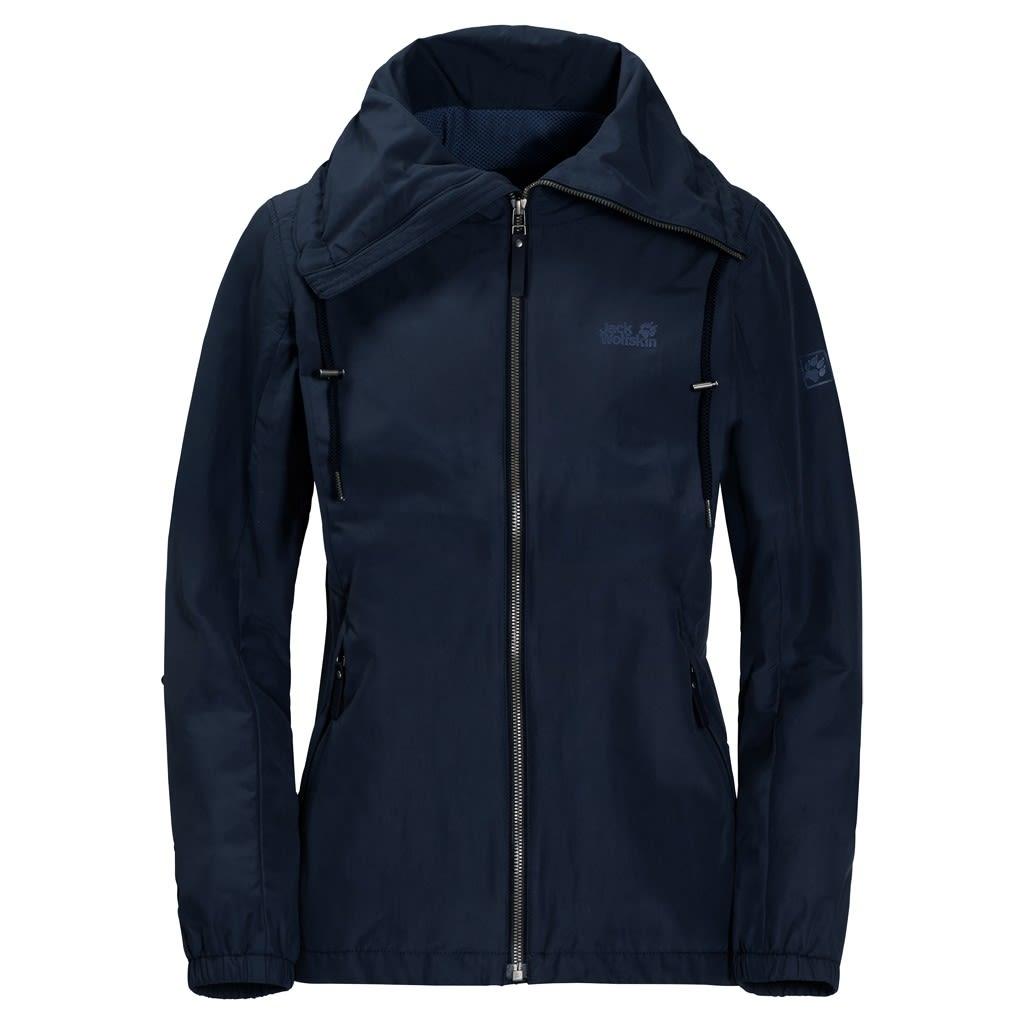 Jack Wolfskin Westwood Jacket Blau, Female S -Farbe Midnight Blue, S