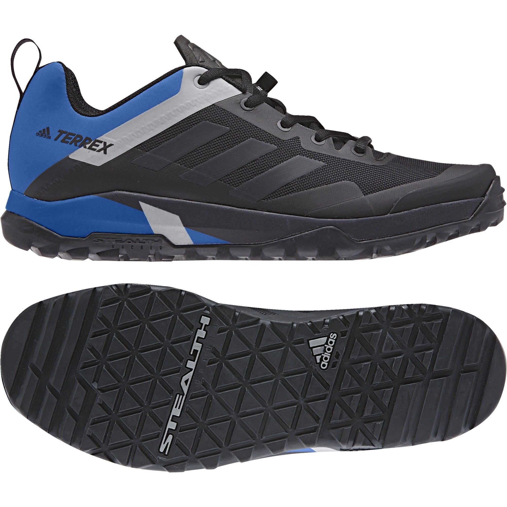 adidas Terrex Trail Cross SL Schwarz, Male EU 46 -Farbe Core Black -Carbon -Blue