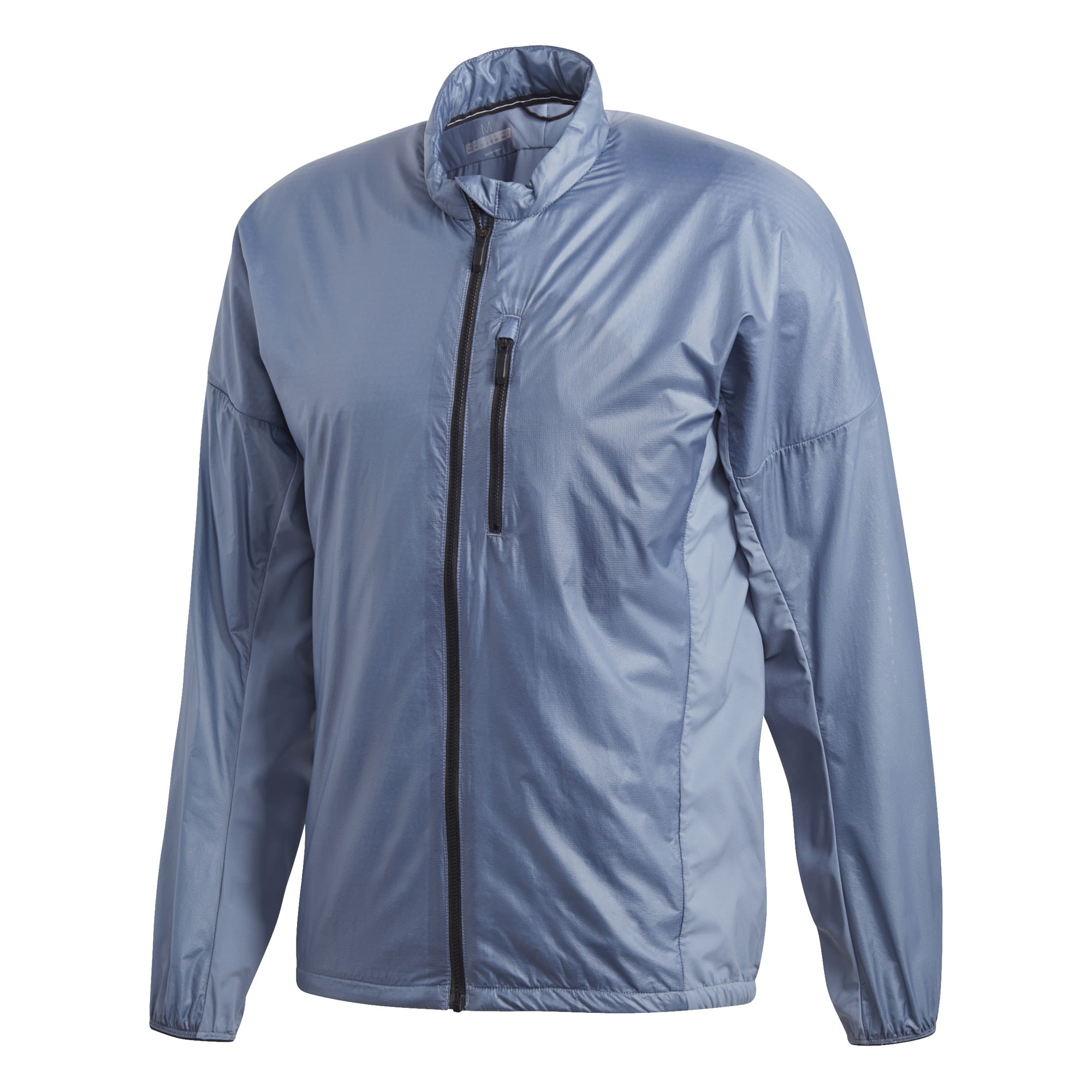 adidas Terrex Agravic Alpha Shield Jacket Blau, Male Polartec® Isolationsjacke,