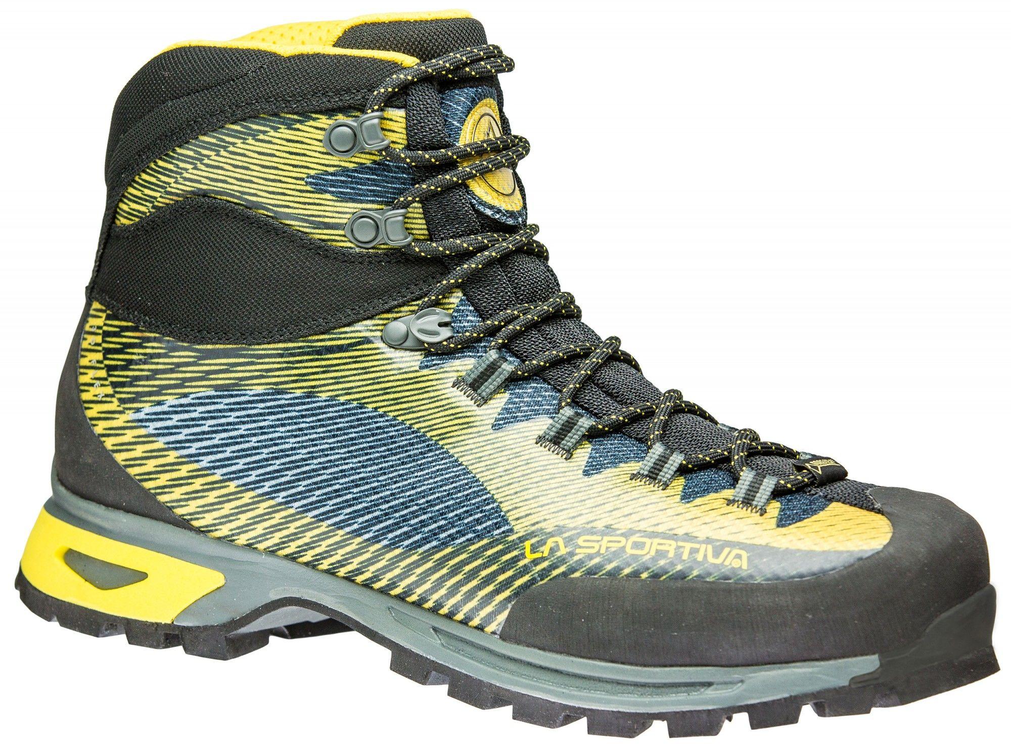 La Sportiva Trango TRK Gtx® Schwarz, Male Gore-Tex® EU 41 -Farbe Yellow -Black