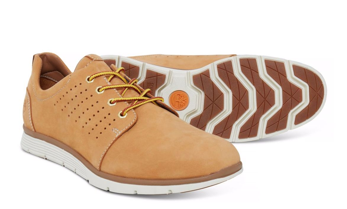 Timberland Killington Leather Oxford Braun, Female EU 41 -Farbe Wheat, 41