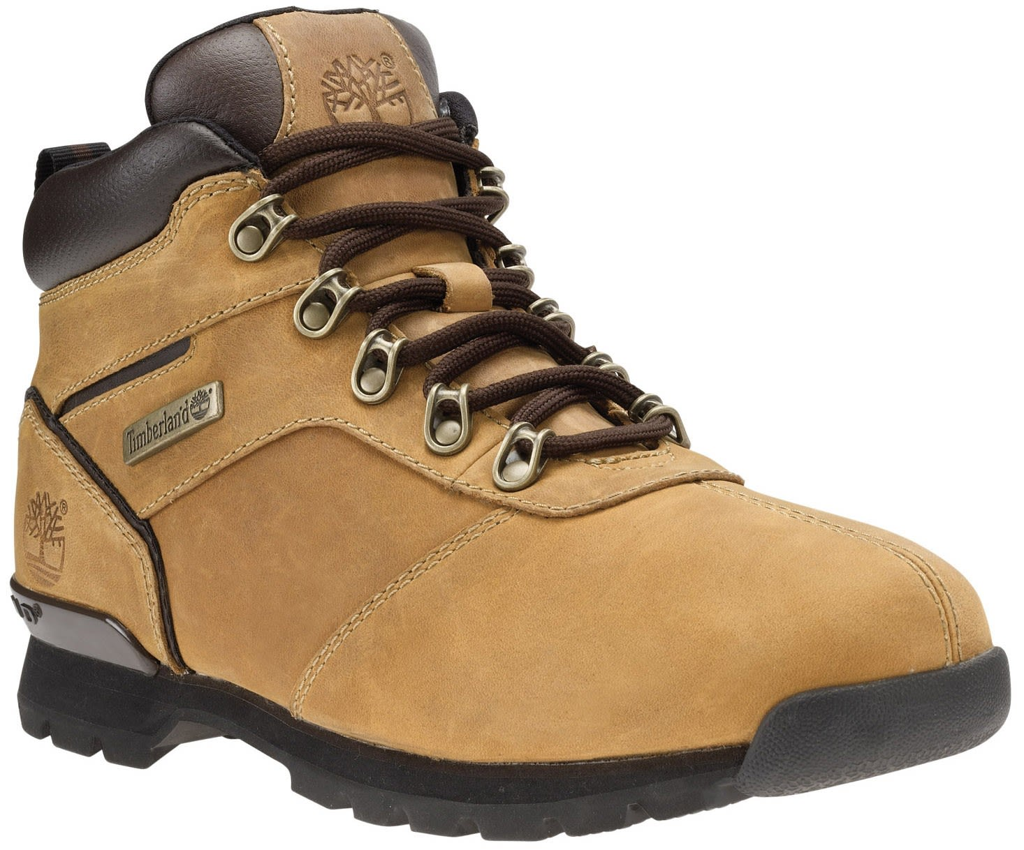 Timberland Splitrock 2 Hiker Braun, Male EU 43 -Farbe Wheat, 43