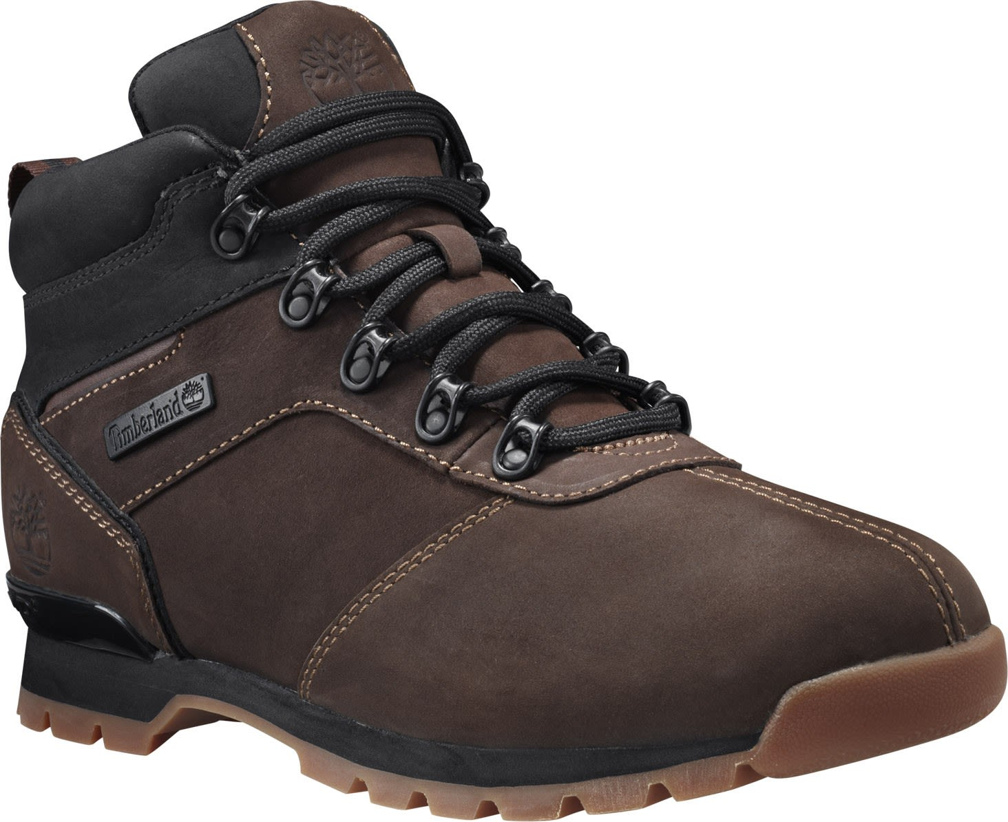 Timberland Splitrock 2 Hiker Braun, Male EU 46 -Farbe Brown Naturebuck Nubuck, 4