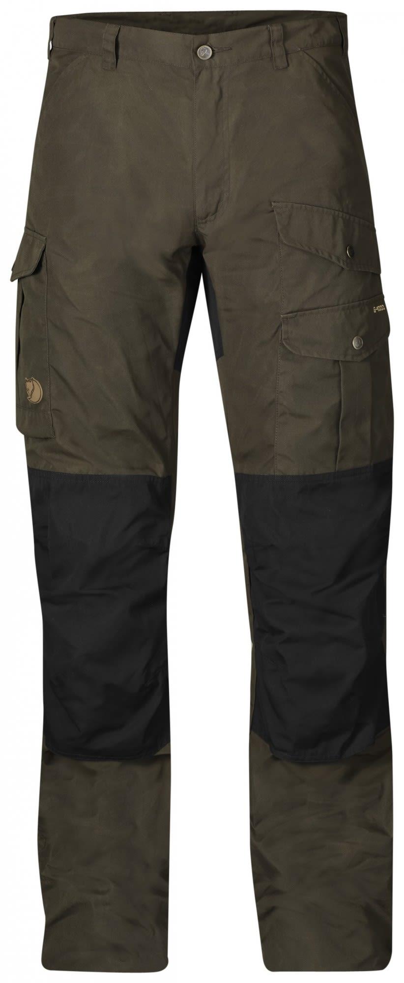 Fjällräven Barents Pro Trousers Long Oliv, Male G-1000® Hose, 44