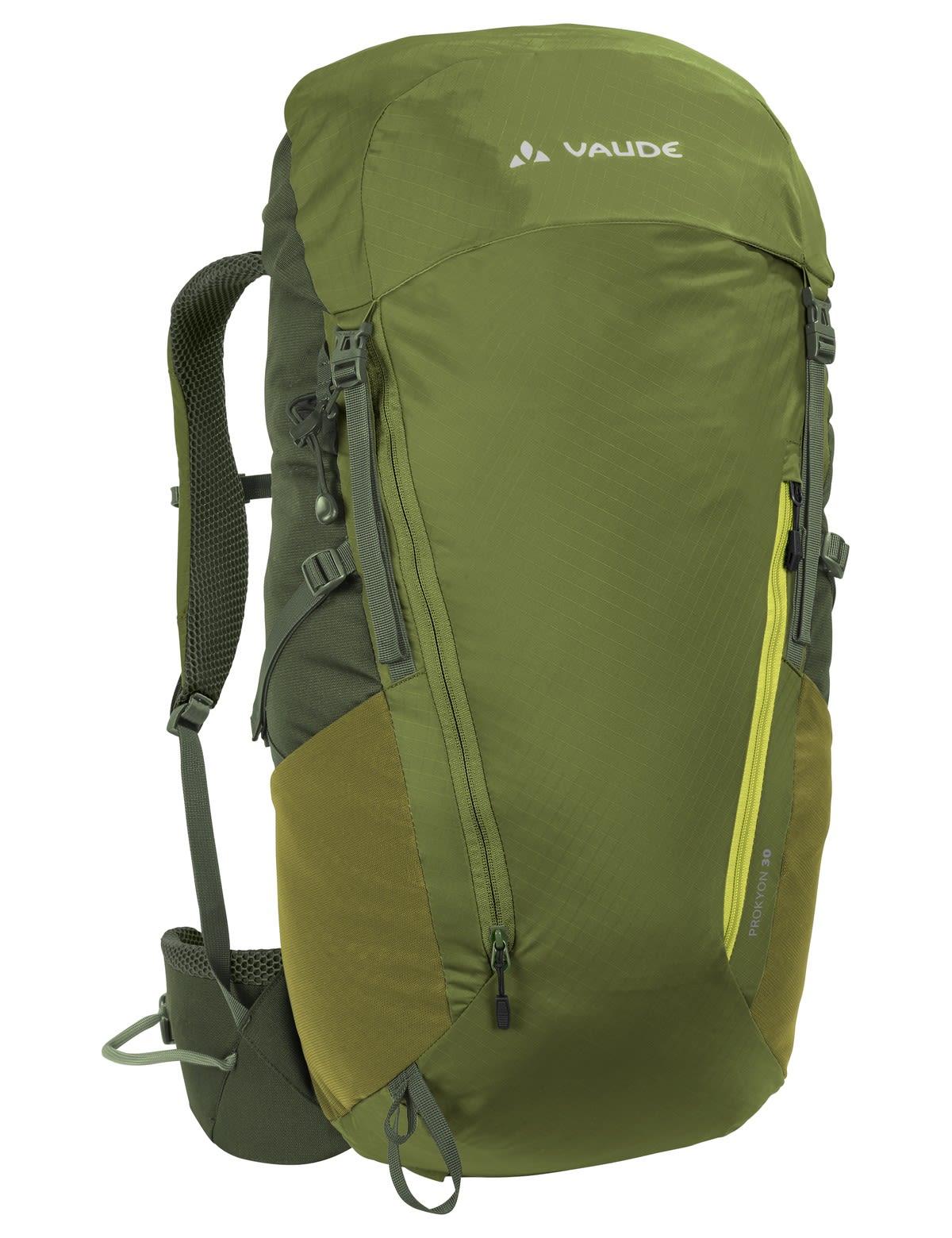 Vaude Prokyon 30 Grün, Alpin-& Trekkingrucksack, 30l