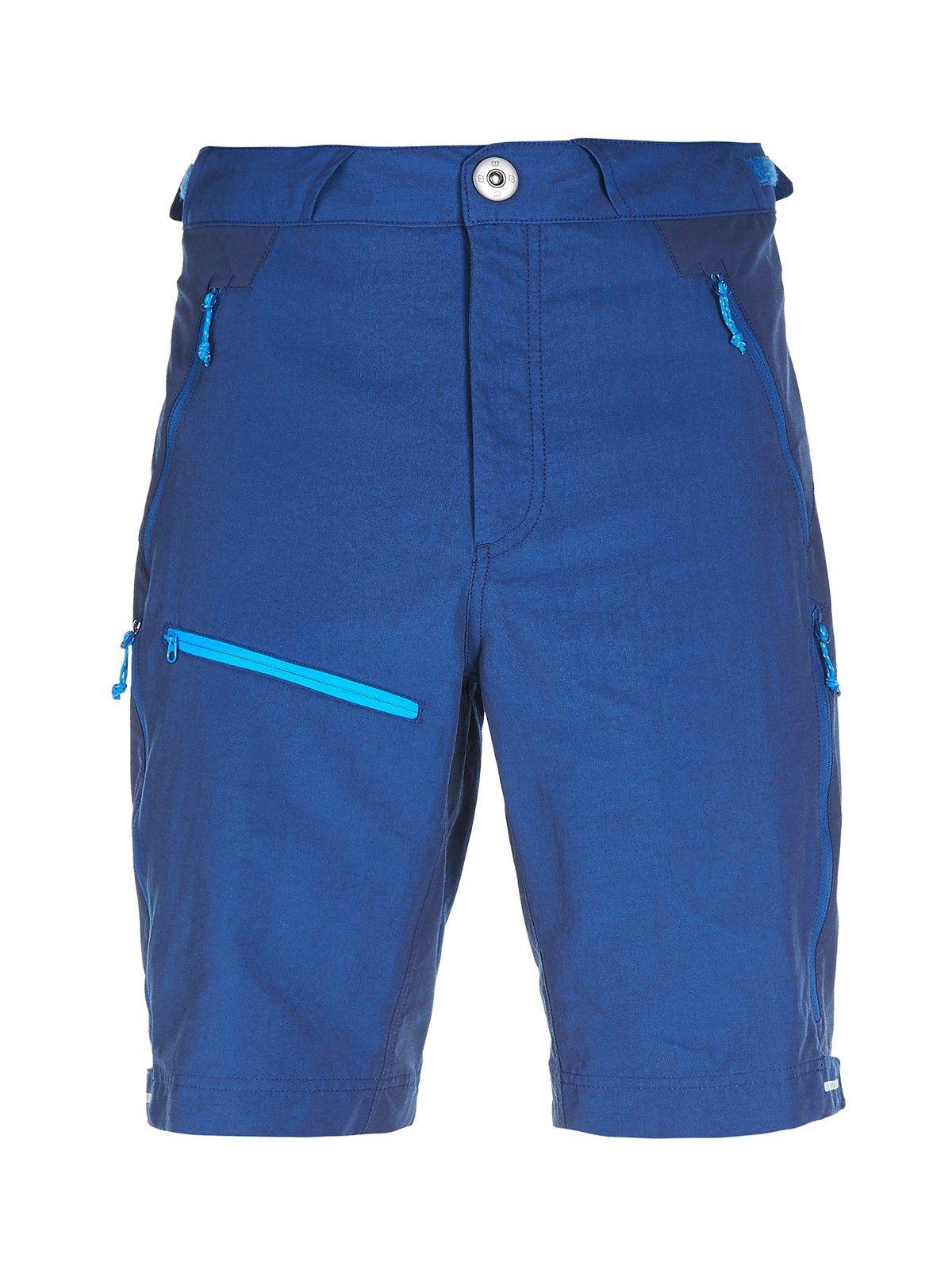 Berghaus Baggy Shorts Blau, Male Shorts, 40
