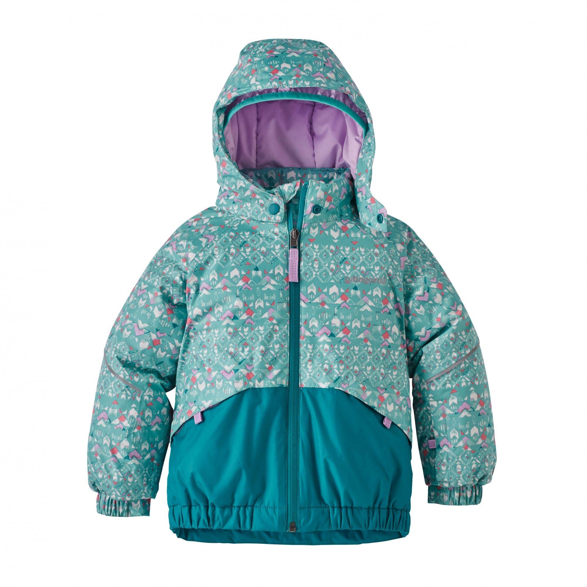 Patagonia Baby Snow Pile Jacket | Größe 3T,4T,5T | Kinder Freizeitjacke