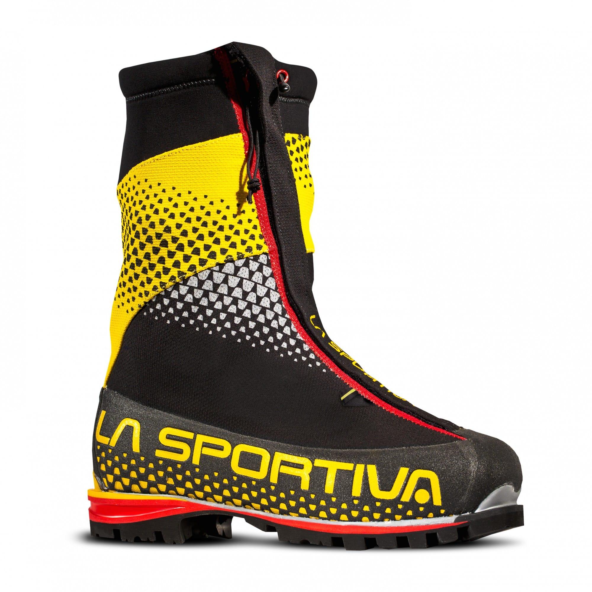 La Sportiva G2 SM Gelb, Gore-Tex® EU 42 -Farbe Black -Yellow, 42