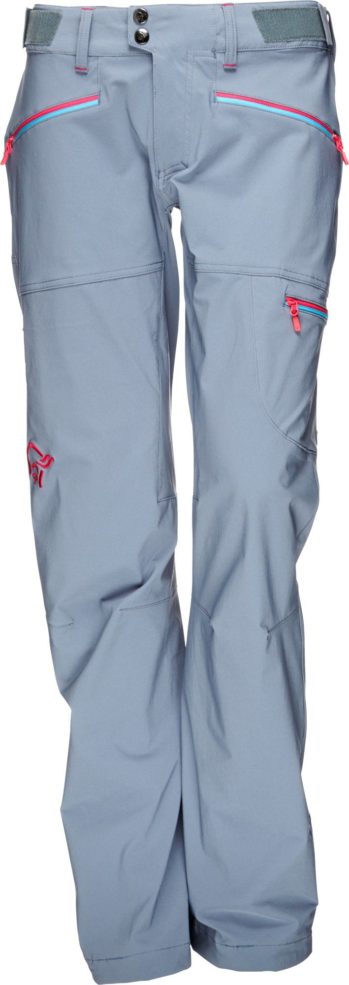 Norrona Falketind Flex1 Pants Grau, Female Hose, L