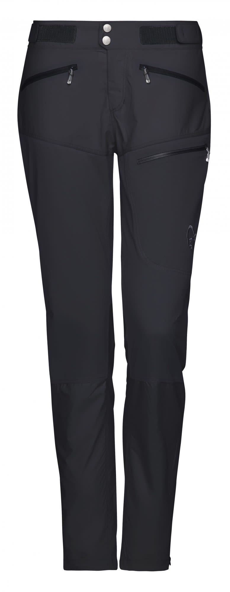Norrona Bitihorn Lightweight Pants Schwarz, Female Hose, XS