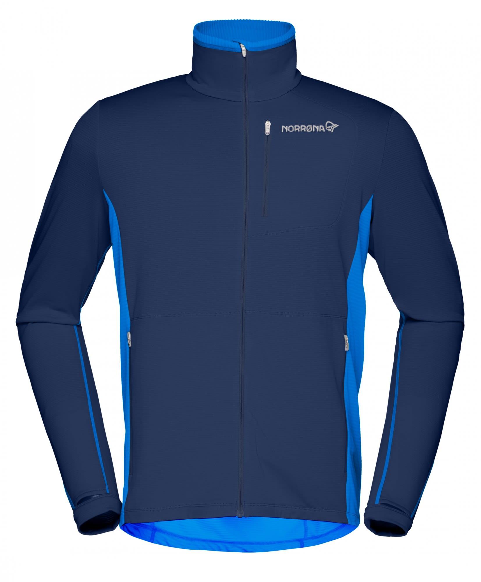 Norrona M Bitihorn Warm1 Stretch Jacket | Größe S,L | Herren Freizeitjacke