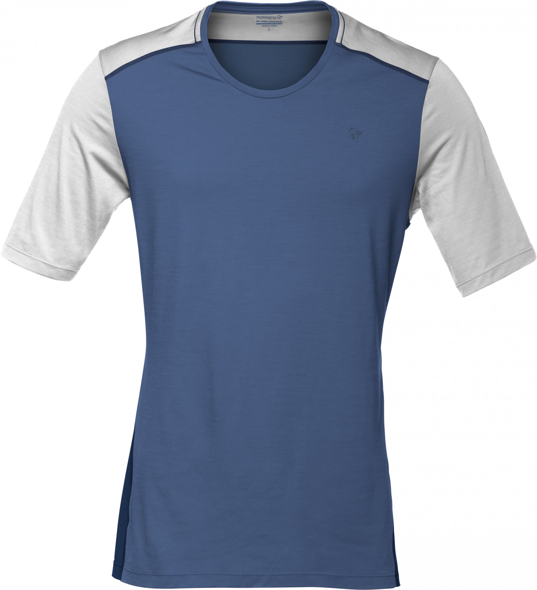Norrona M Wool T-Shirt | Größe M,L,XL,XXL | Herren Oberteil