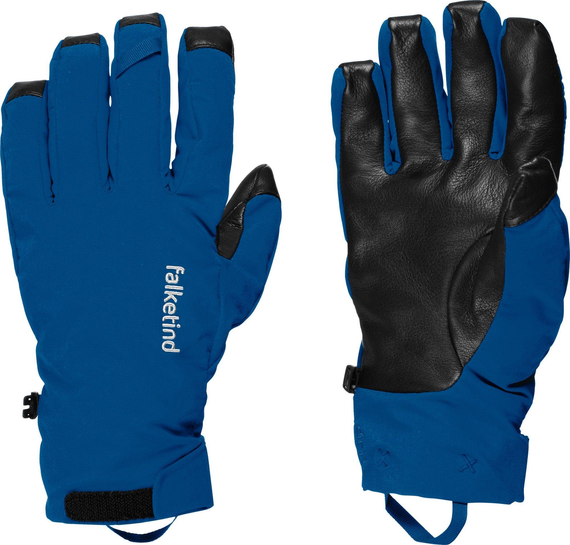 Norrona Falketind DRI Short Gloves Blau, Accessoires, XS