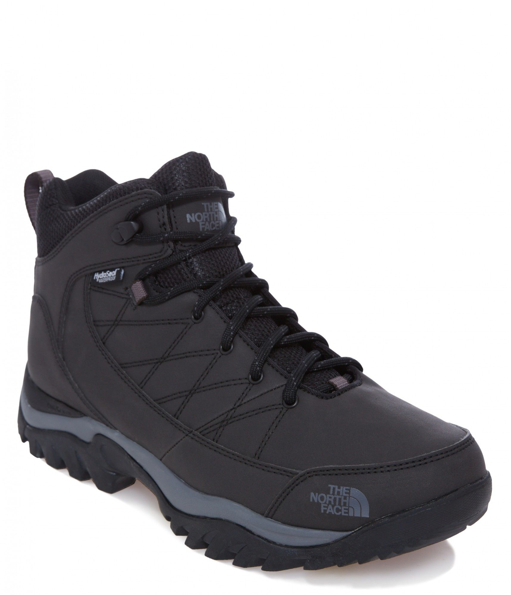 The North Face Storm Strike Waterproof Grau, Male Hiking-& Approach-Schuh, 42