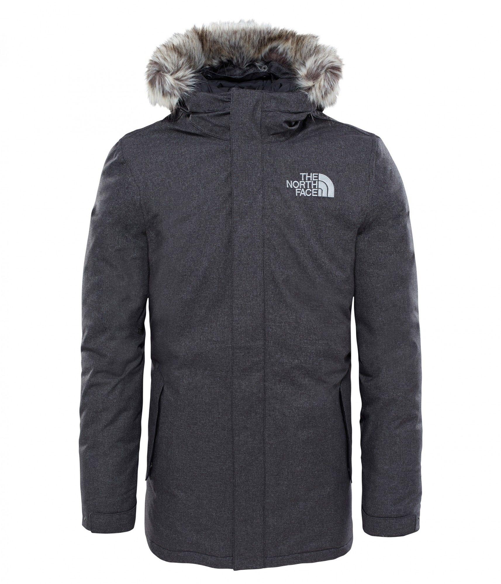The North Face Zaneck Jacket Grau, Male Freizeitjacke, XL