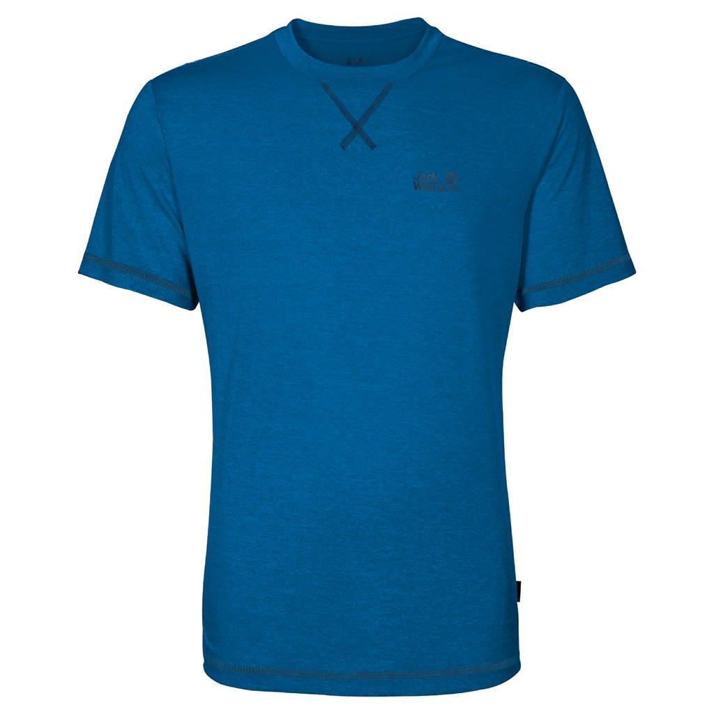 Jack Wolfskin M Crosstrail T | Größe S,M,L,XL,XXL | Herren Kurzarm-Shirt